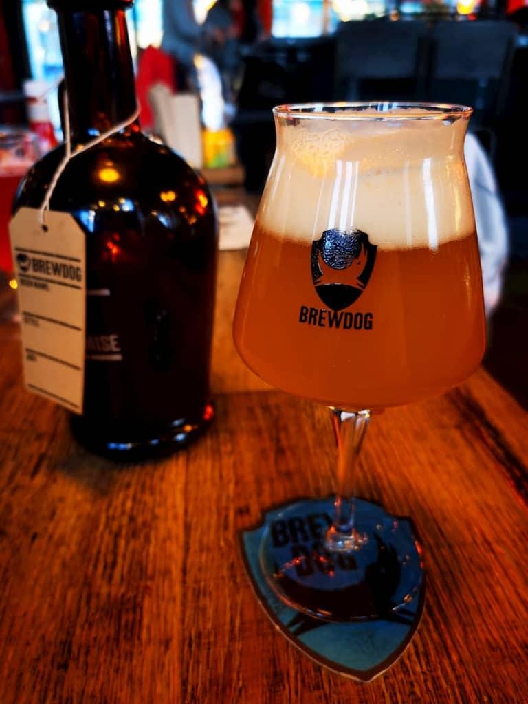 ether craft beer