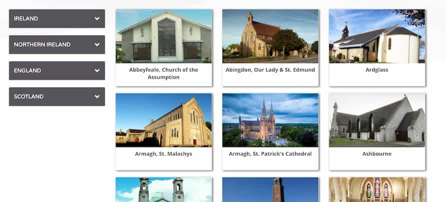 churches where you can watch online