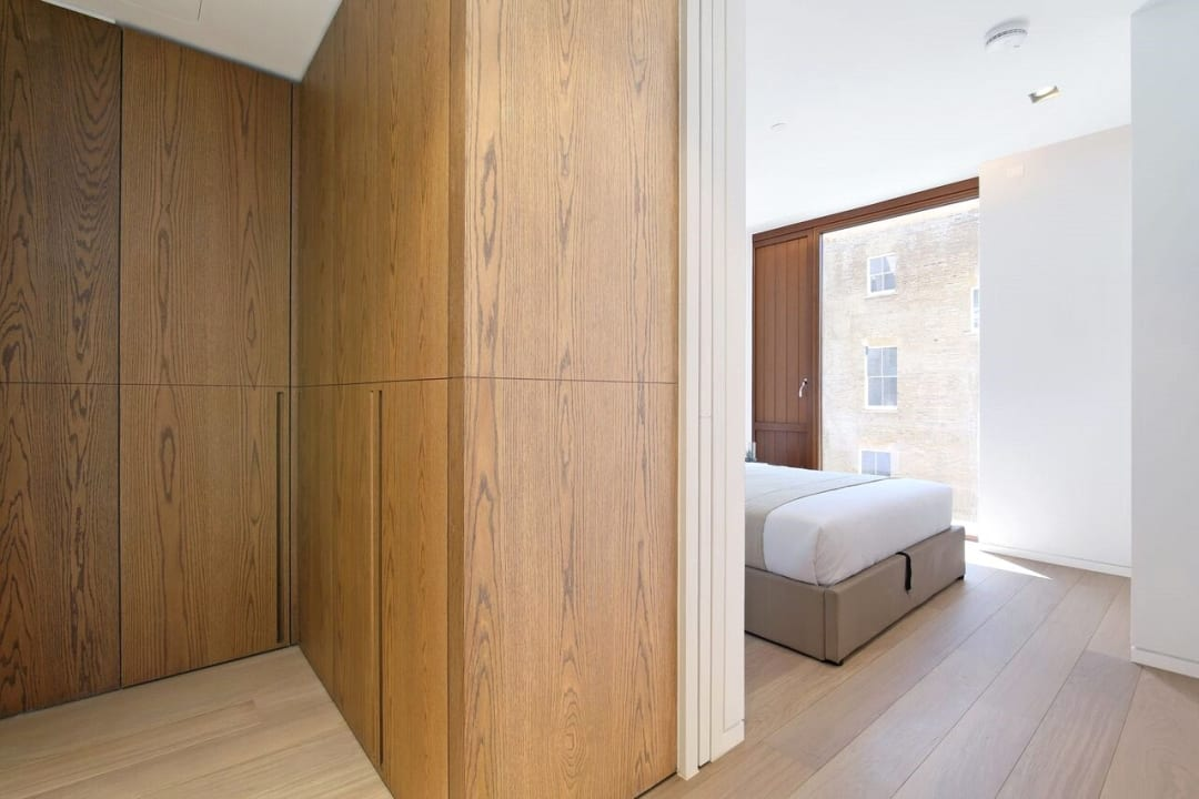 Flat for sale in Abernethy House, 47 Bartholomew Close, EC1A 7BD - view - 8