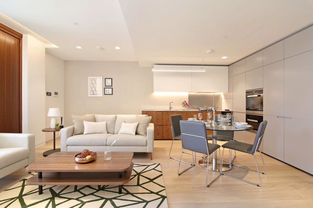 Flat for sale in Abernethy House, 47 Bartholomew Close, EC1A 7BD - view - 1
