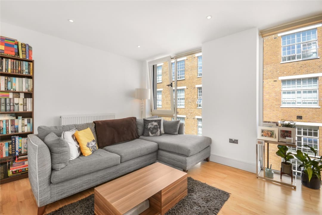 Flat for sale in Causton House, 13 Printers Road, SW9 0BG - view - 1