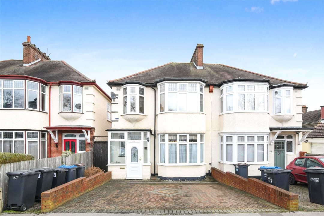House for sale in Craignish Avenue, London, SW16 4RN - view - 1