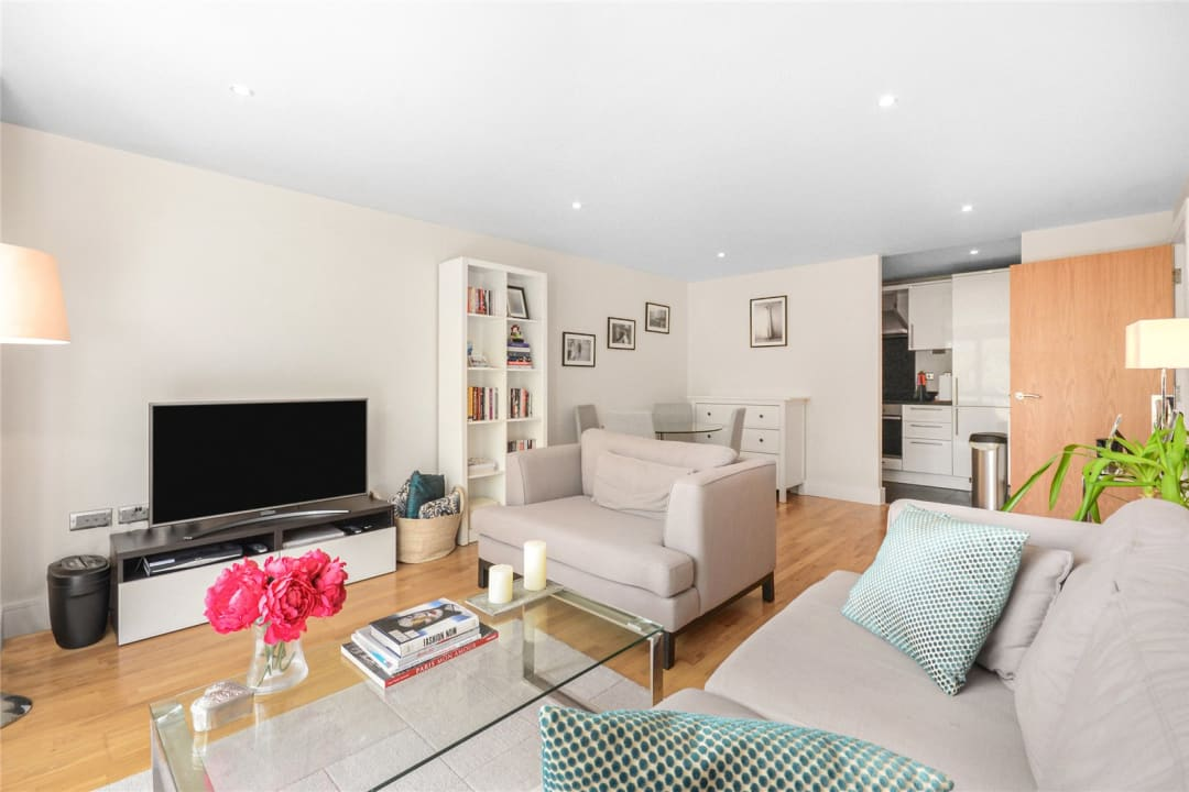 Flat for sale in Grant House, 90 Liberty Street, SW9 0BZ - view - 3