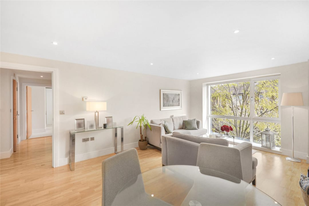Flat for sale in Grant House, 90 Liberty Street, SW9 0BZ - view - 1