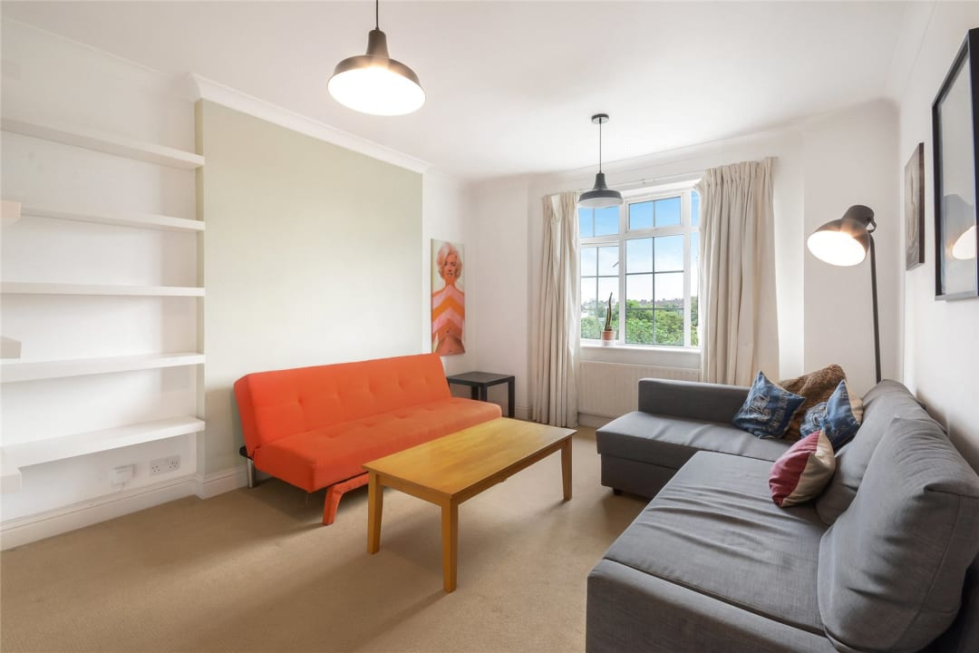 Flat for sale in Hartington Road, London, SW8 2HU - view - 2
