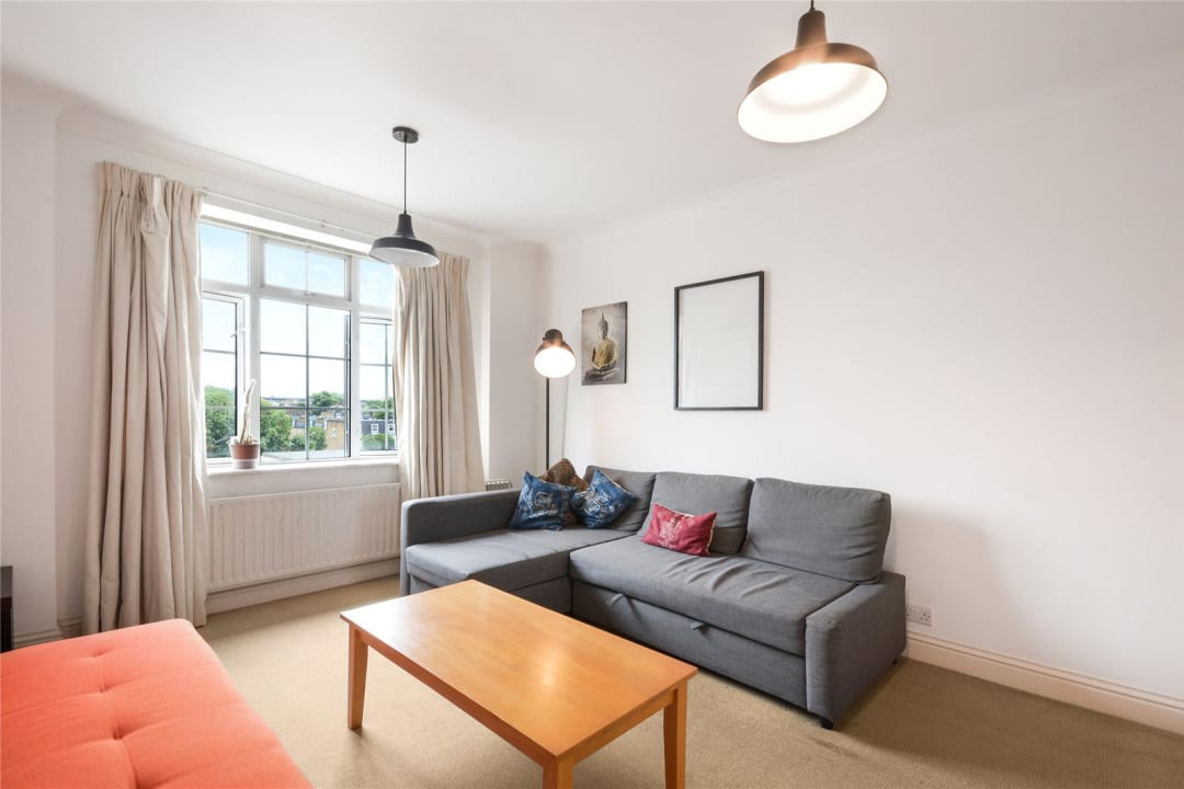 Flat for sale in Hartington Road, London, SW8 2HU - view - 3