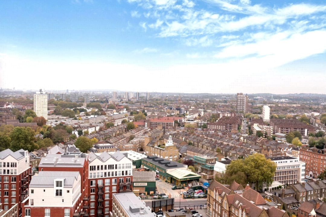 Flat for sale in Sky Gardens, Wandsworth Road, SW8 2LY - view - 9