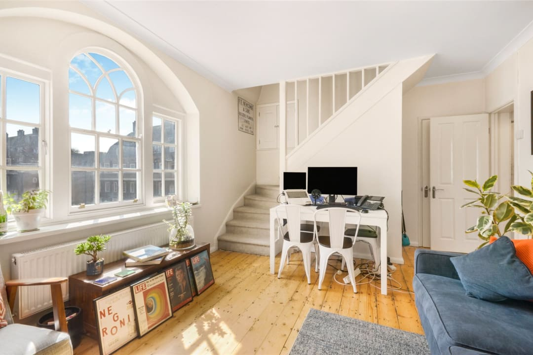 Flat for sale in Spencer House, Albion Avenue, SW8 2AQ - view - 2