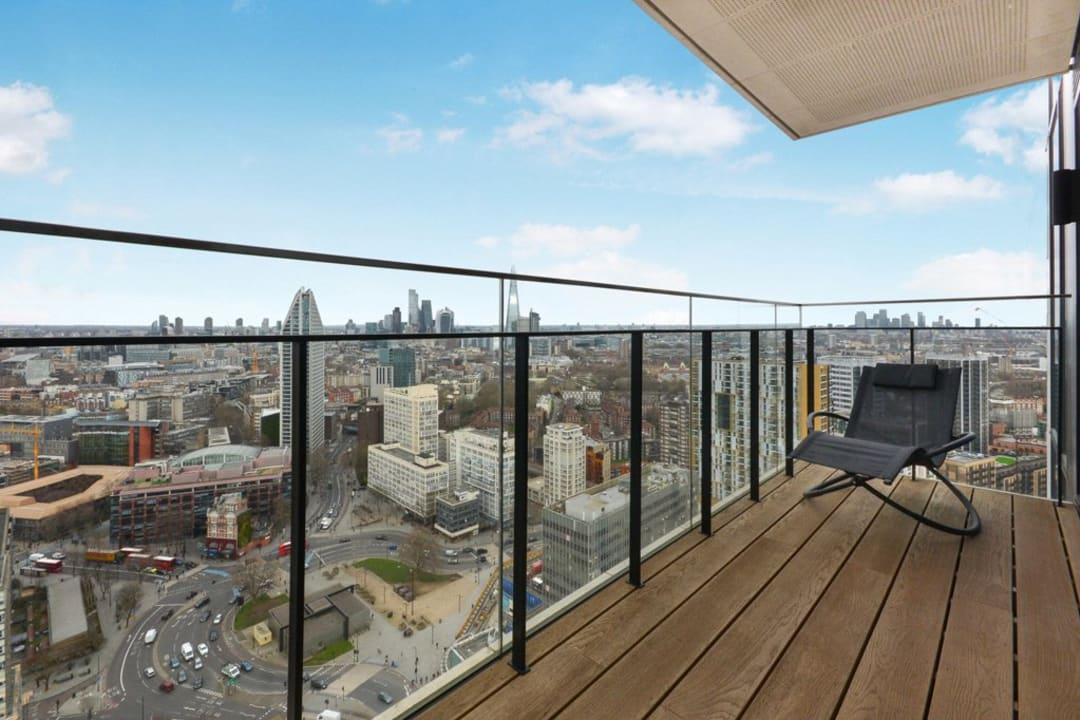 Flat for sale in St. Gabriel Walk, Elephant and Castle, SE1 6FF - view - 3