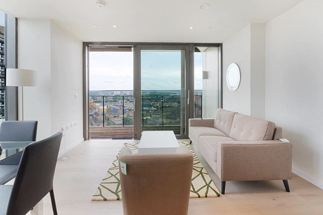 Flat for sale in St. Gabriel Walk, Elephant and Castle, SE1 6FB - view - 4