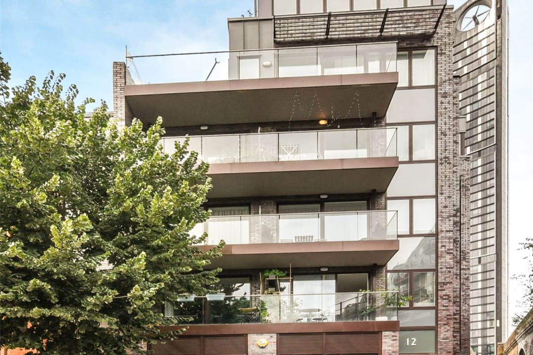 Flat for sale in Steedman Street, London, SE17 3AF - view - 1