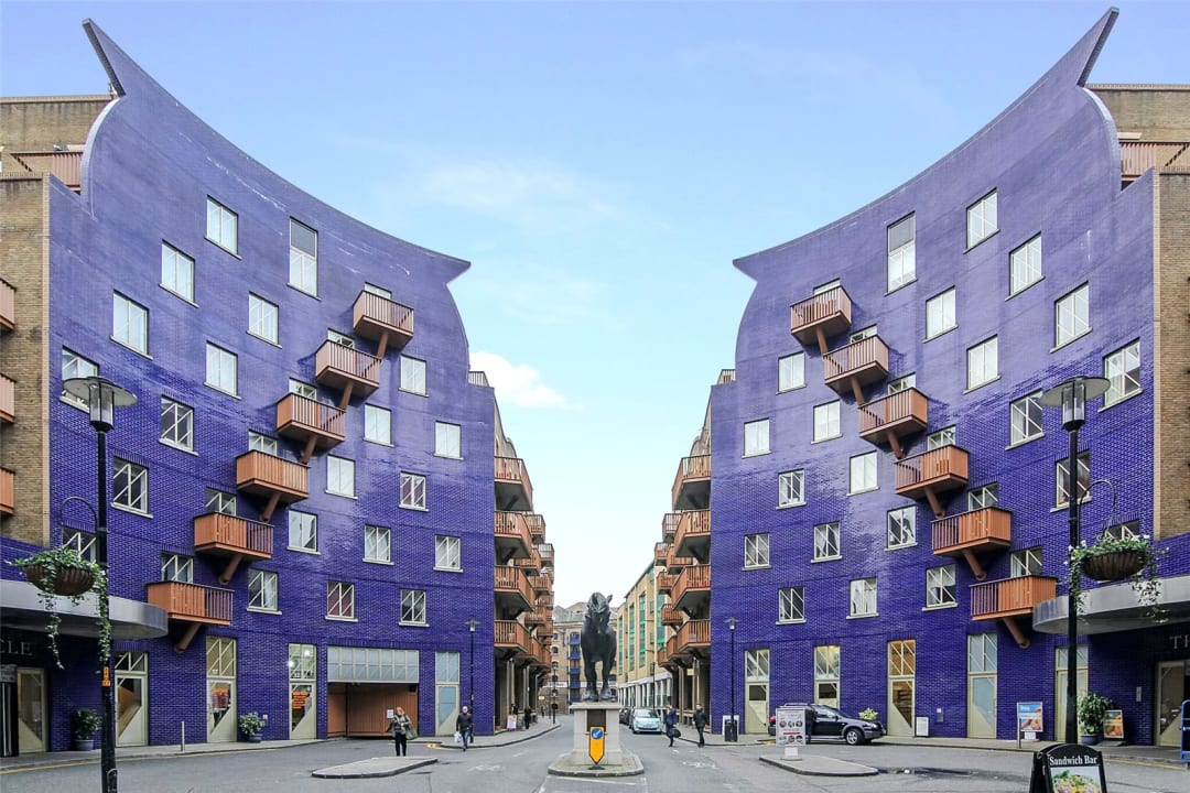 Flat for sale in The Circle, Queen Elizabeth Street, SE1 2JJ - view - 7