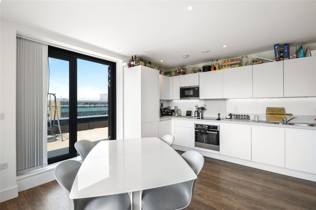Flat for sale in Wagtail Court, 34 Pipit Drive, SW15 3BF - view - 3