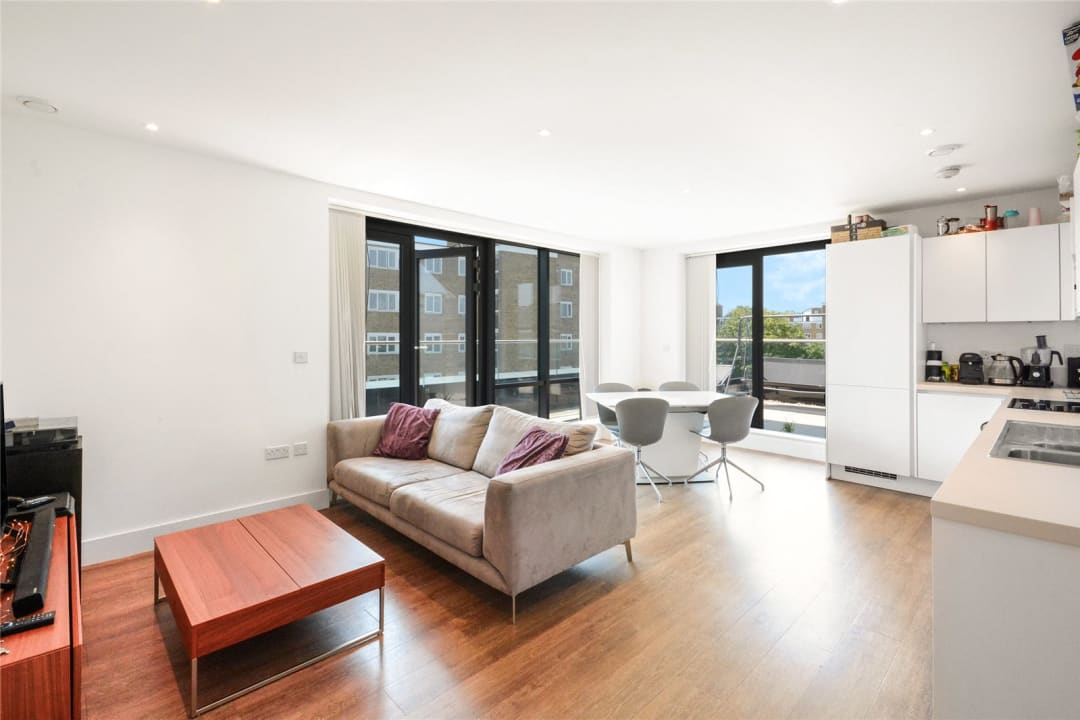 Flat for sale in Wagtail Court, 34 Pipit Drive, SW15 3BF - view - 2