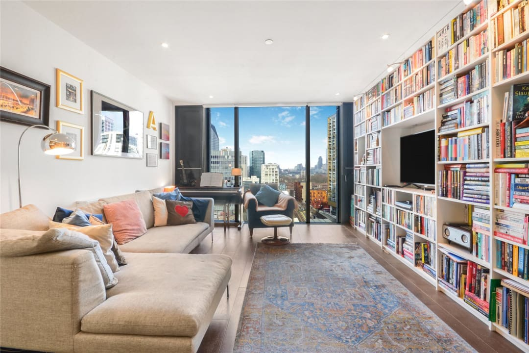 Flat for sale in Walworth Road, London, SE1 6EG - view - 2