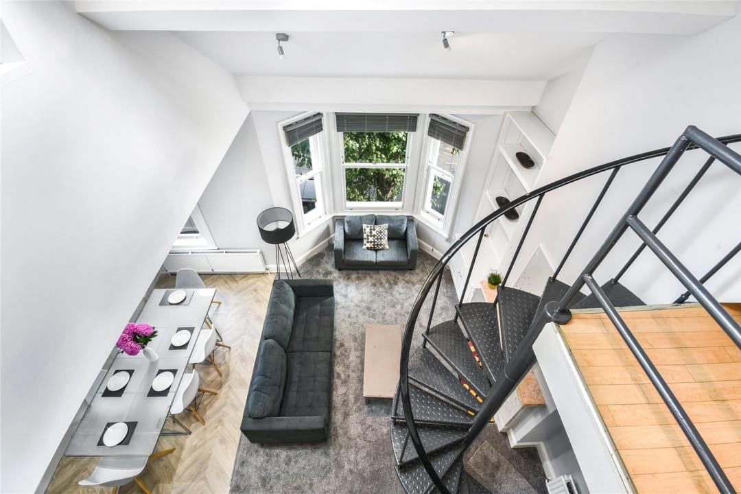 Flat to rent in Bramfield Road, London, SW11 6PZ - view - 3