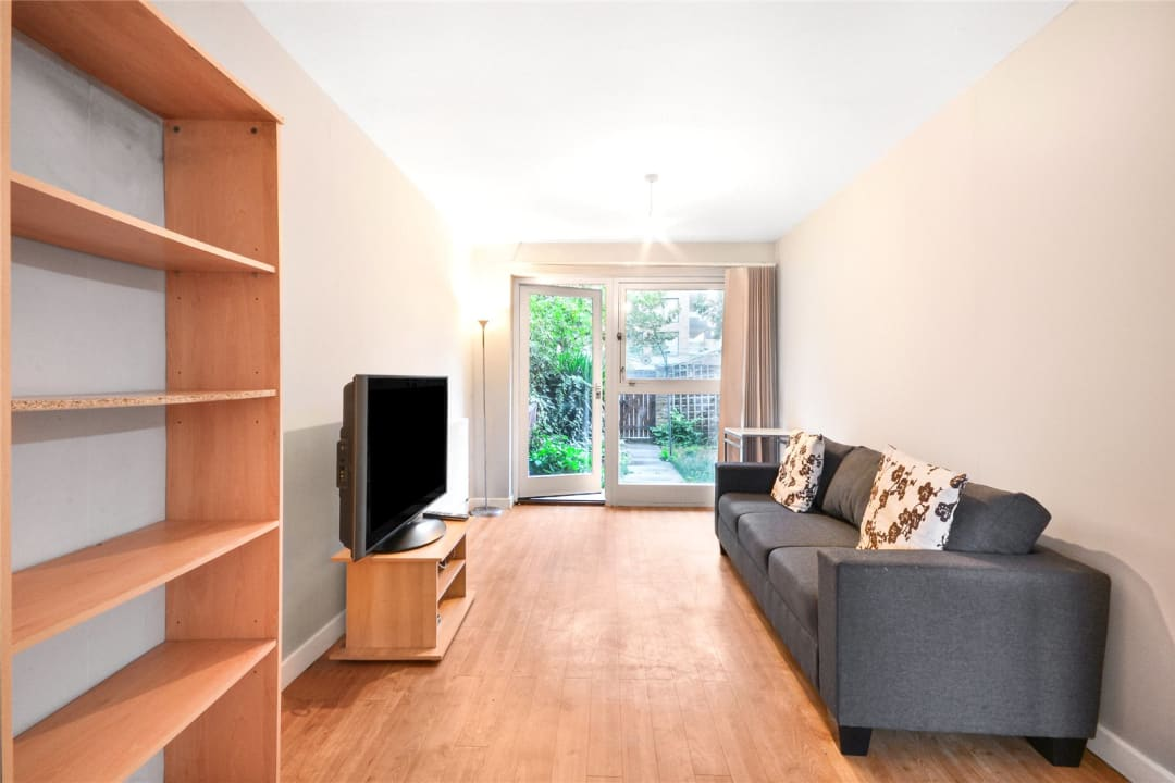 Maisonette to rent in East Hill, London, SW11 2RA - view - 2