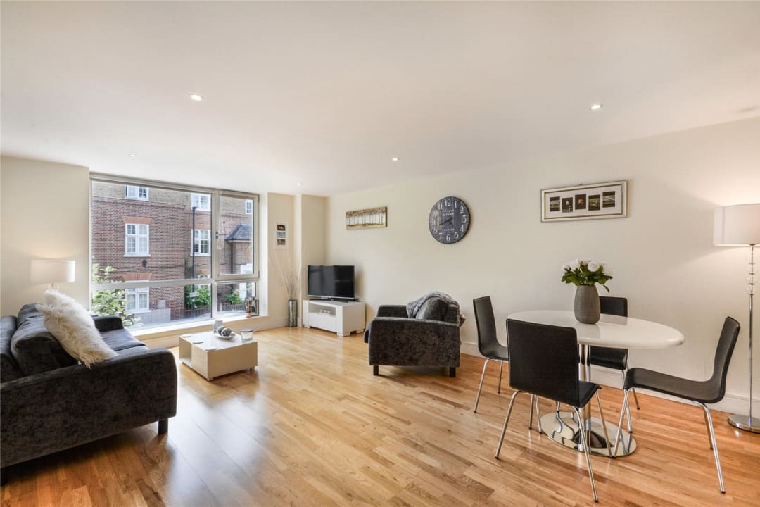 Flat to rent in Grant House, 90 Liberty Street, SW9 0BZ - view - 1