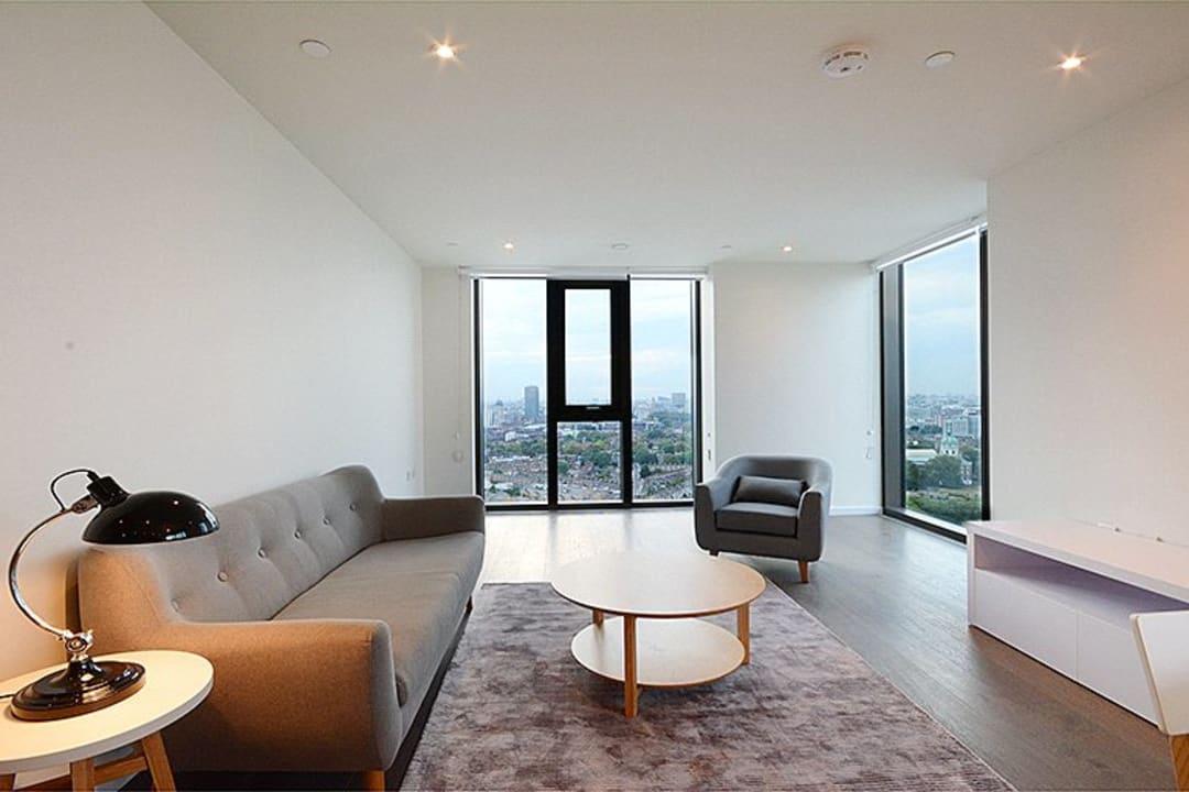 Flat to rent in St. Gabriel Walk, London, SE1 6FD - view - 1