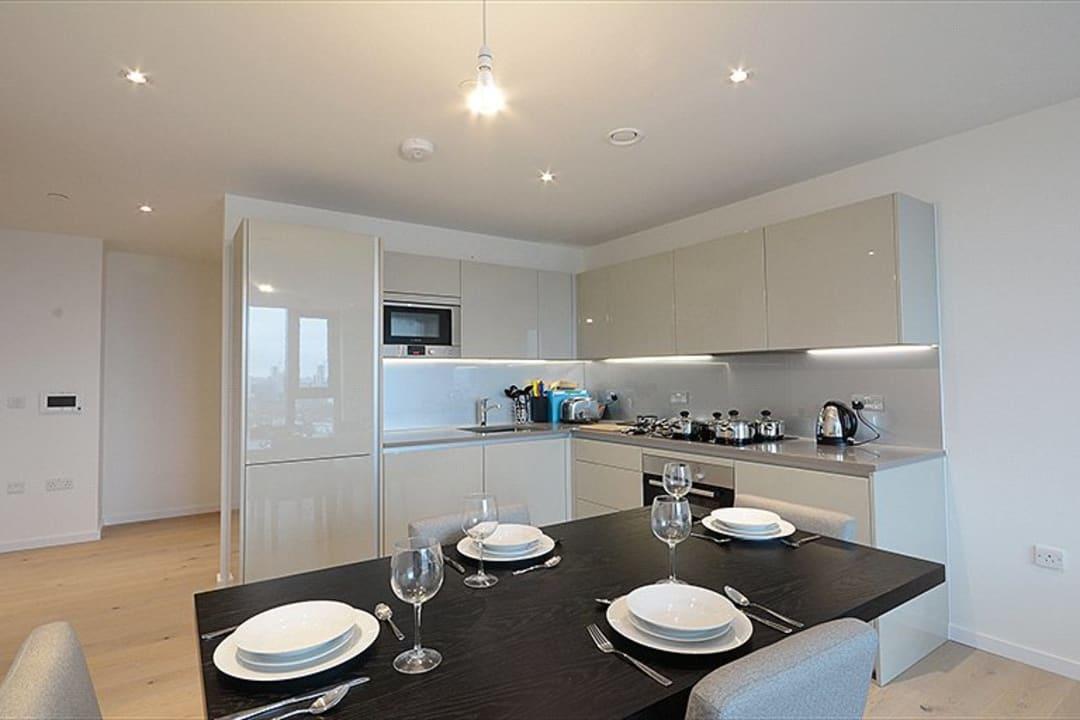 Flat to rent in St. Gabriel Walk, London, SE1 6FB - view - 2