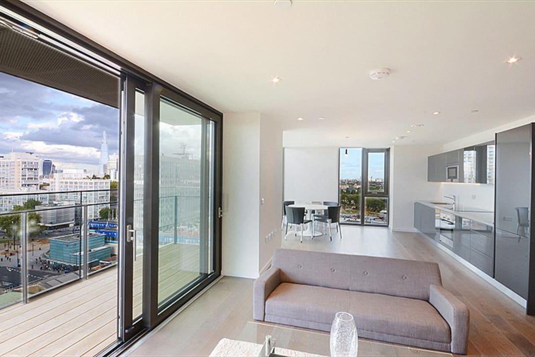 Flat to rent in St. Gabriel Walk, London, SE1 6FB - view - 6