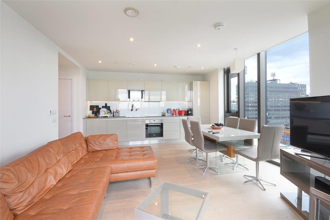 Flat to rent in St. Gabriel Walk, London, SE1 6FA - view - 1