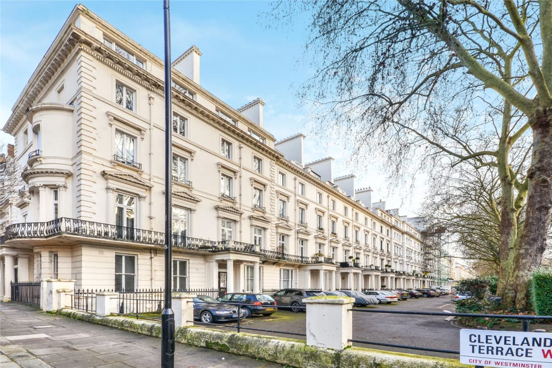 Flat to rent in Westbourne Terrace, London, W2 6QT - view - 1
