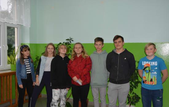 Samorząd szkolny 2020/2021