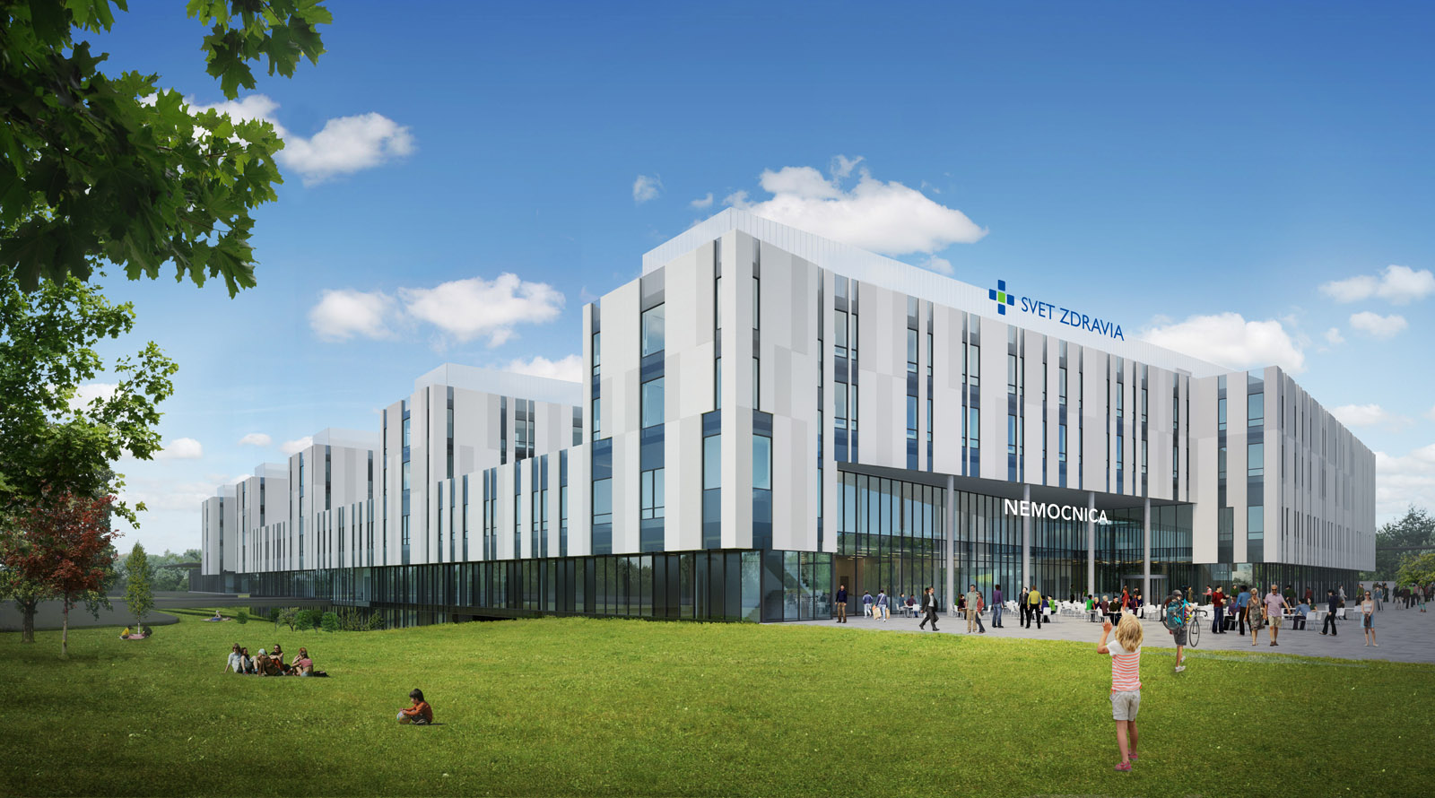 DHA designs Next Generation Hospital in Bratislava, Slovakia