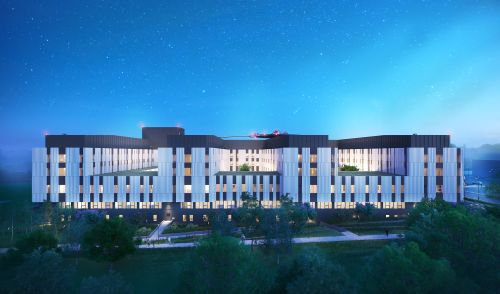 Read more about the article Construction on the Next Generation Hospital in Bratislava has started