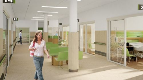 Report Next Generation Hospital Michalovce