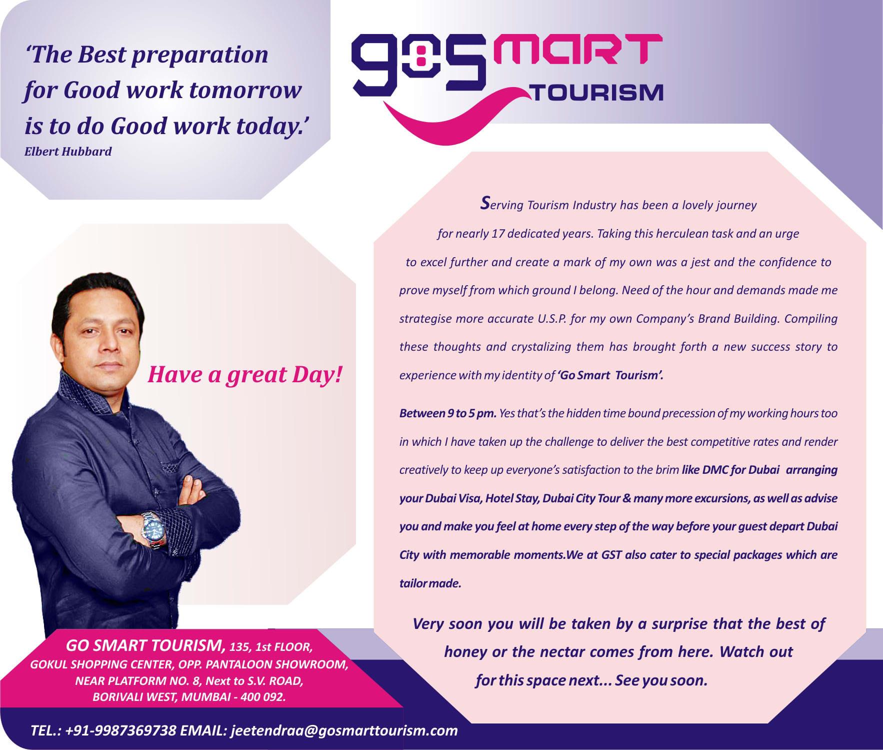 about go smart tourism