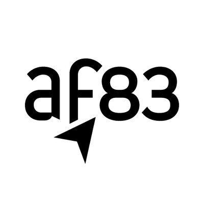 AF83 logo