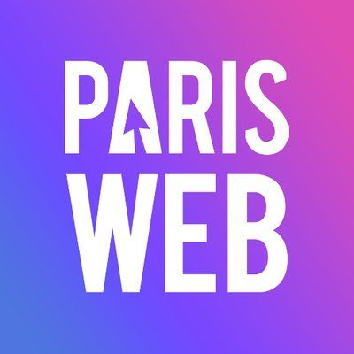 Paris Web 2020 logo