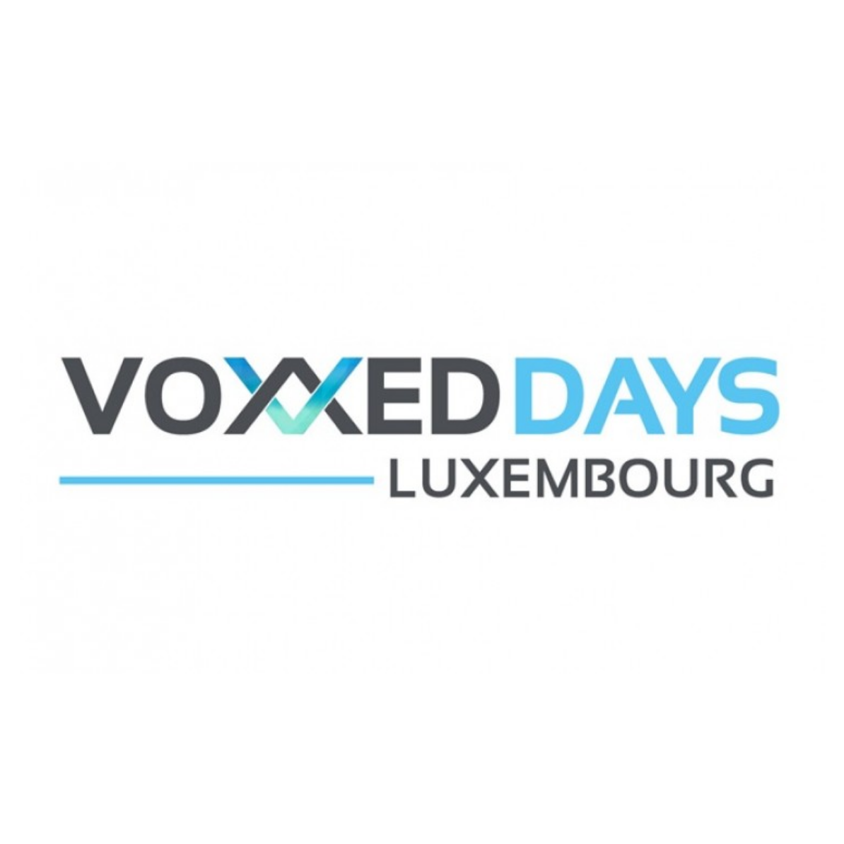 Voxxed Days Luxembourg 2019 logo