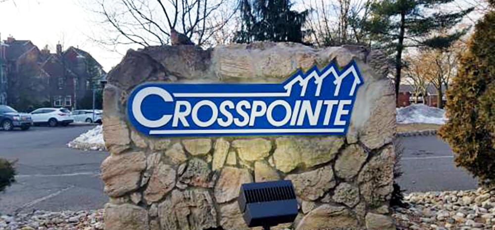 Crosspointe townhomes and condominums east brunswick