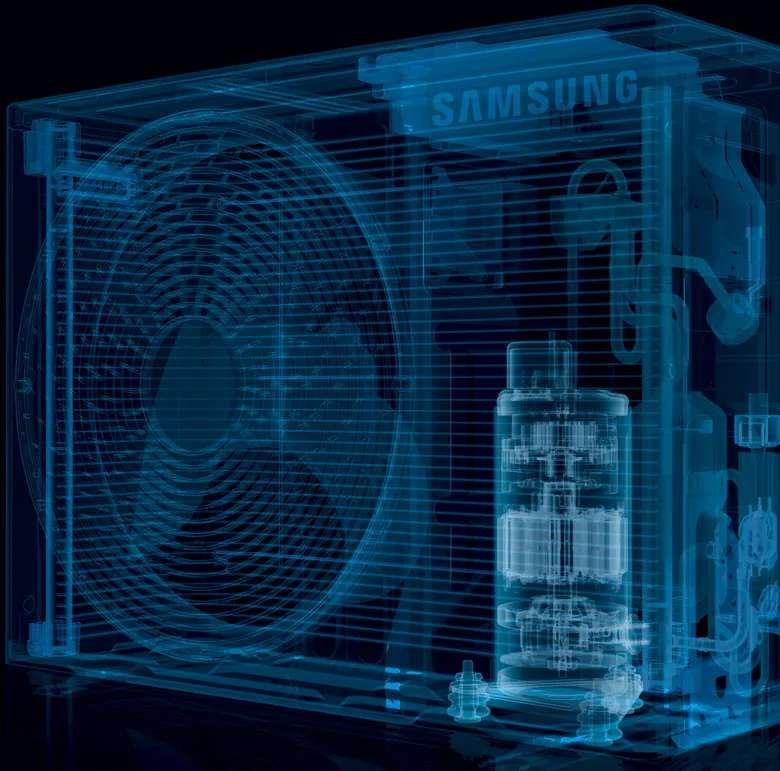 Samsung HVAC tech support