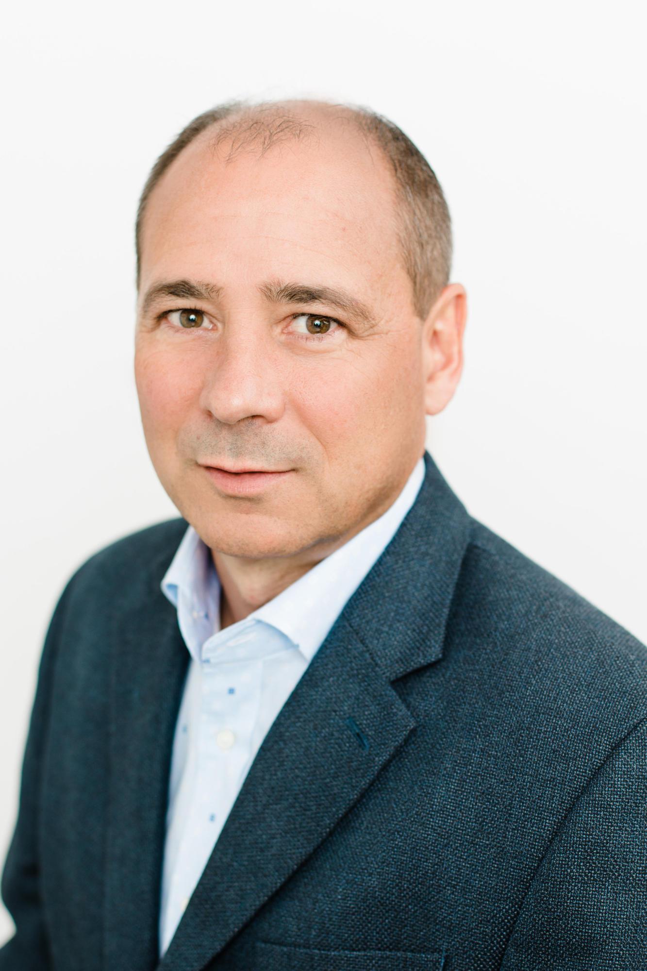 Bill Swift Chief Technology Officer Headshot