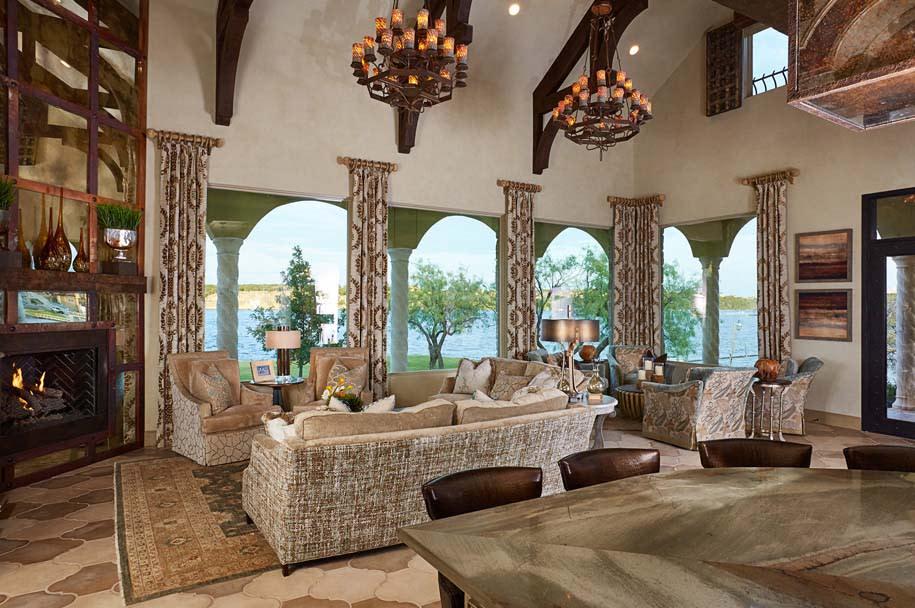 Custom Fabrics And Furniture Luxury Interior Design Grandeur Design