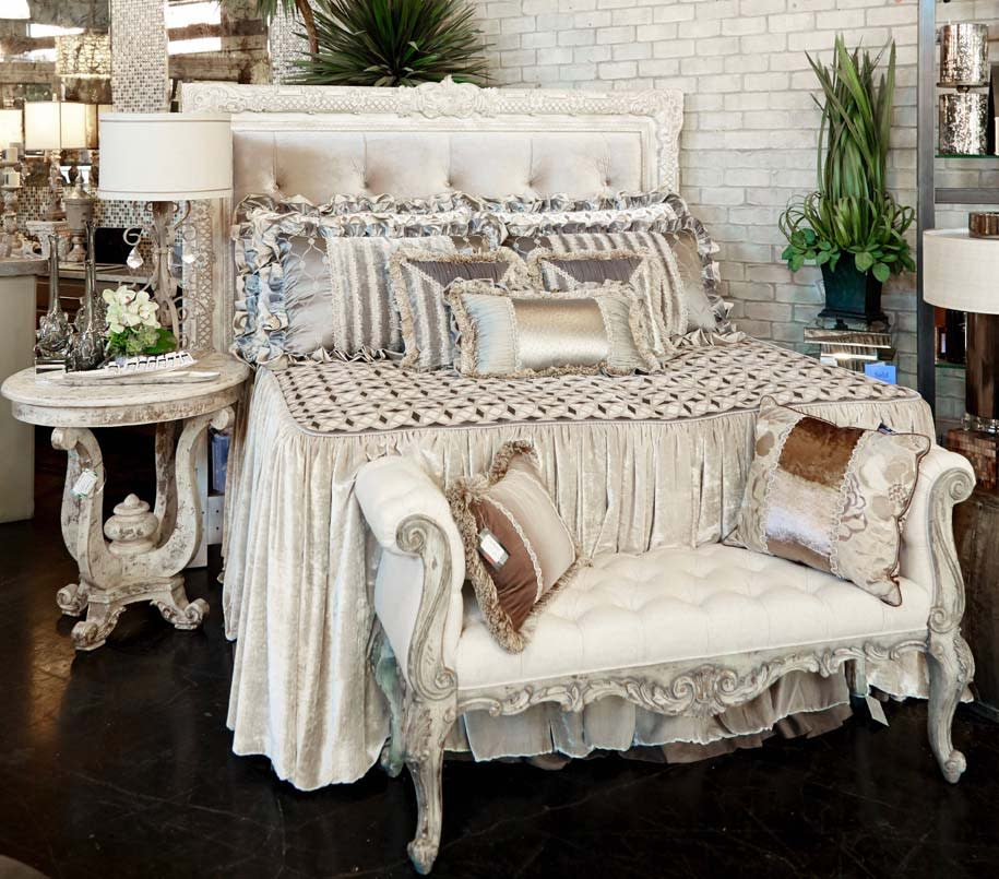 custom bedding