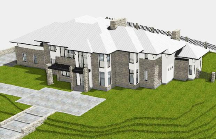 Dream Home Fall 2017: House Plans/Renderings