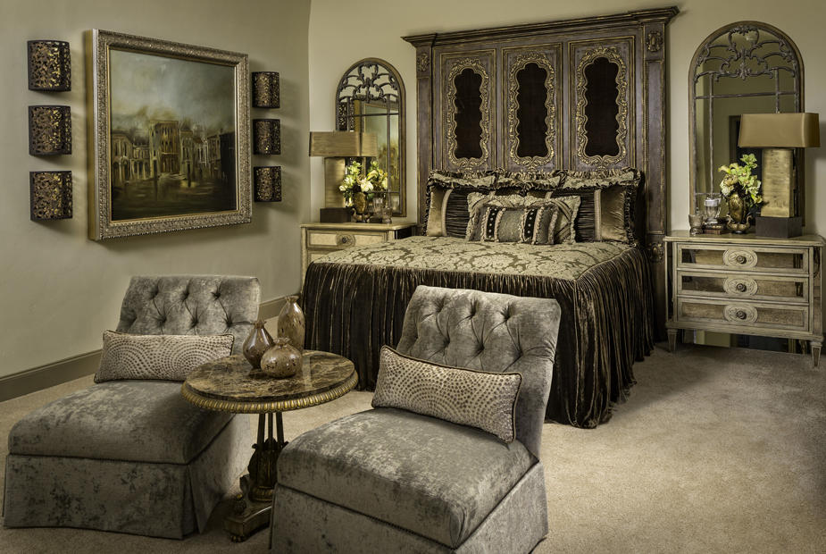 custom bedroom furniture and upholstery