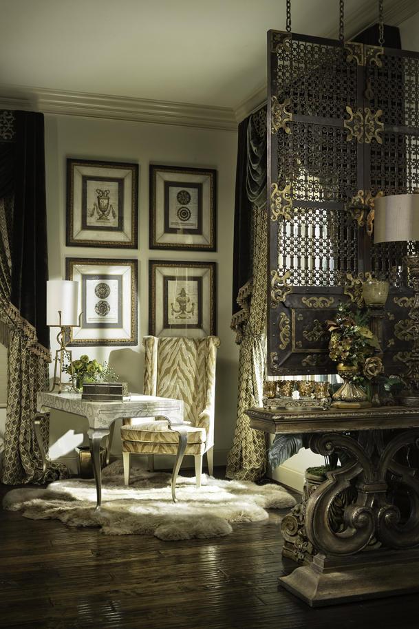 custom french country interior design