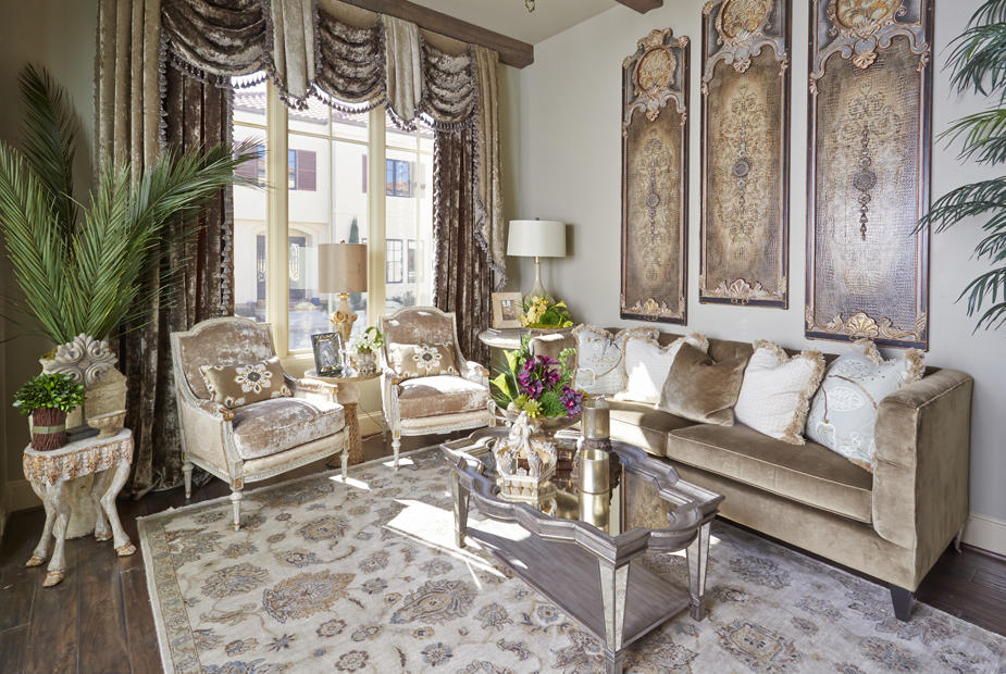 french country living rom design