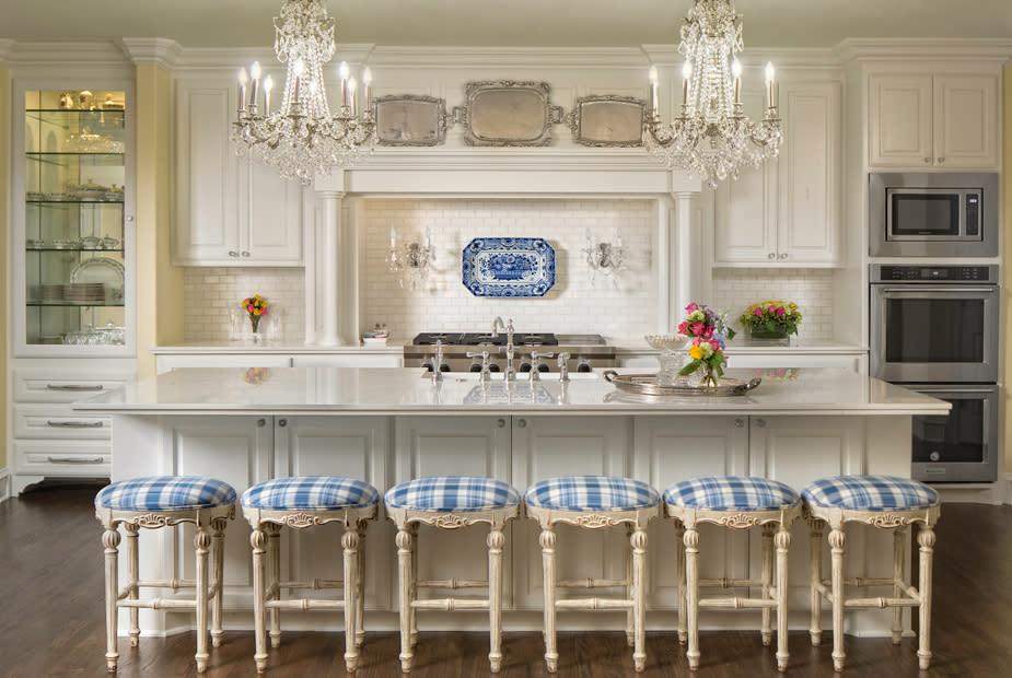 Southern Interior Design Formal Dining Room