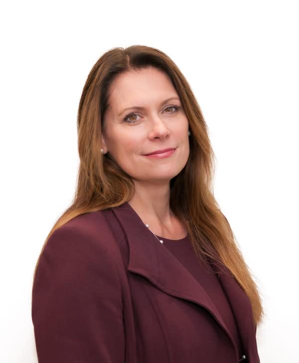Nicole Fleiner Senior Vice President and Client Services Headshot
