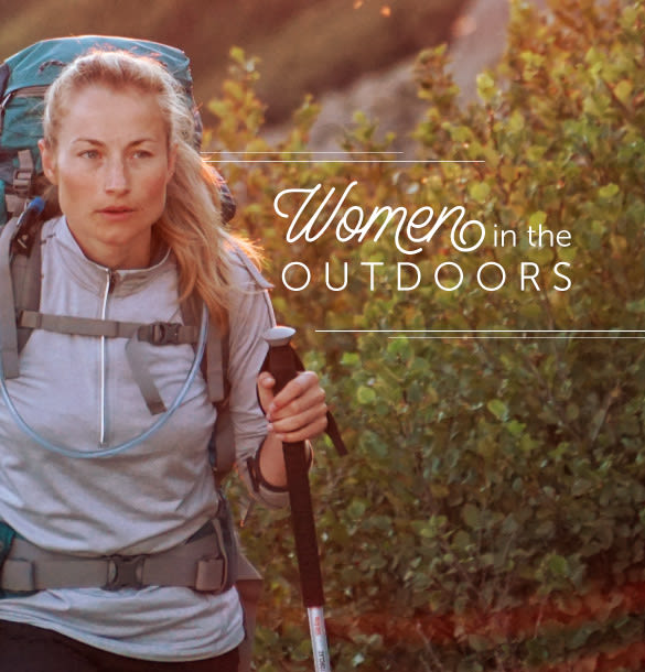 Women in the Outdoors Series
