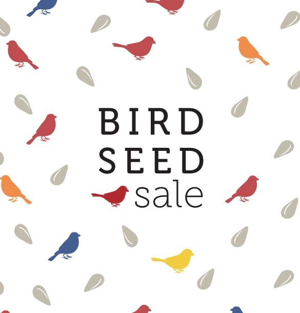 Bird Seed Sale - Great Parks of Hamilton County
