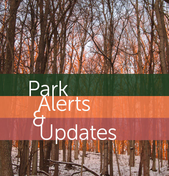 Park Alerts & Updates