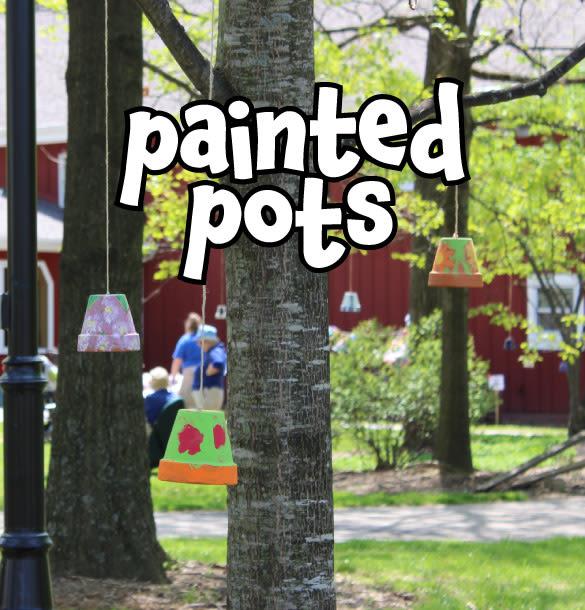 Painted Pots Week